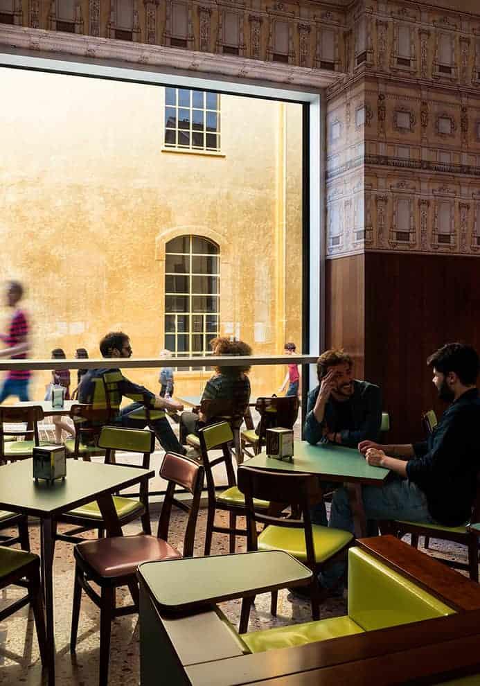 Café de la Fondation Prada - Milan - 04