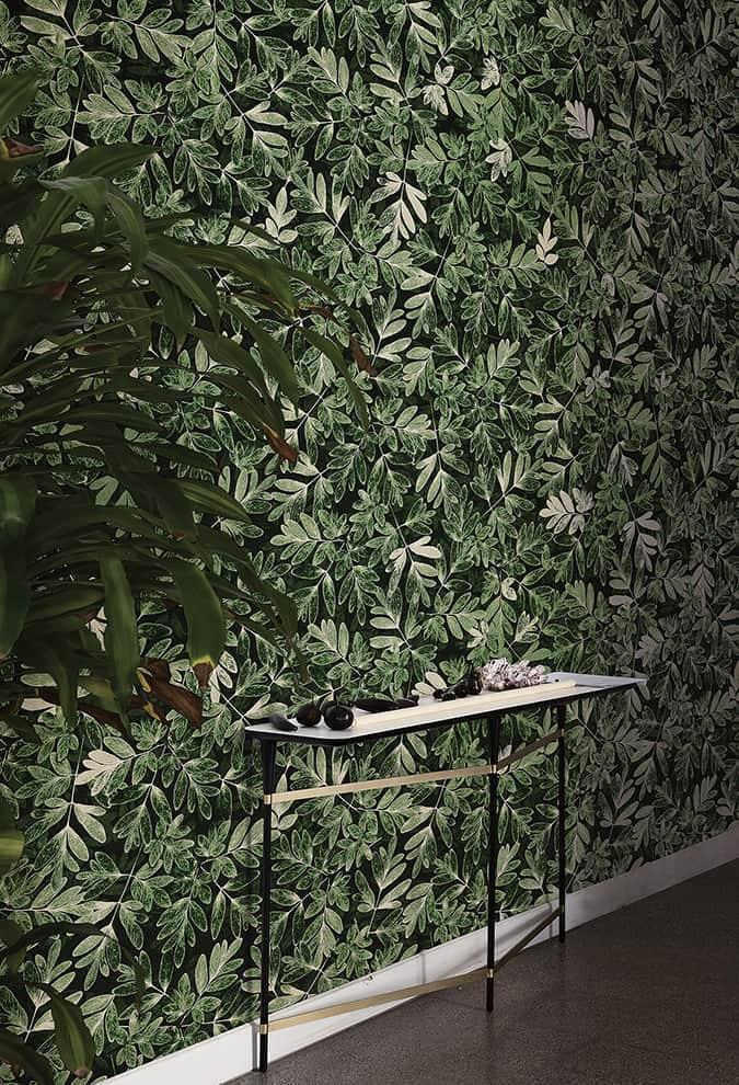 Papier peint Living Garden