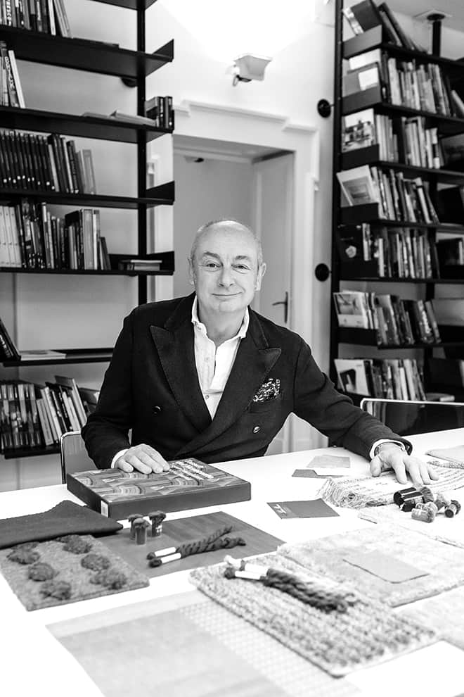 Portrait de Piero Lissoni