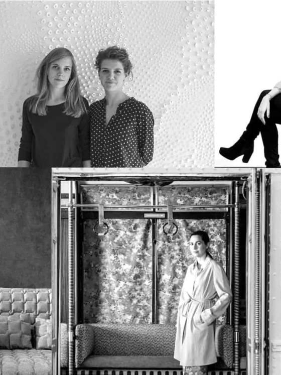 Six femmes designers - Milan 2018
