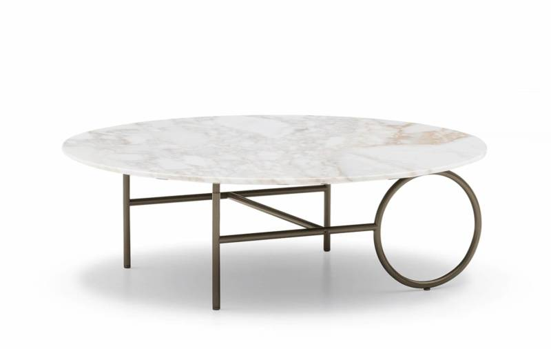 Table basse ring