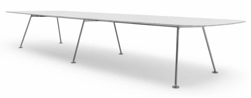 Table Grasshopper avec plateau en marbre