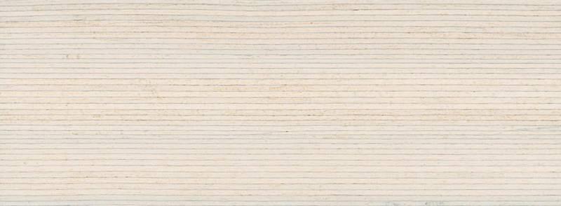 Parquet BauBuche, en hêtre, à la texture irrégulière. Vitrifié à l'huile de cire dure ou au vernis sans solvant, brut. Lames 2200 x 112/115 mm. Ép. 20/14 mm. 9 coloris. ©Pollmeier