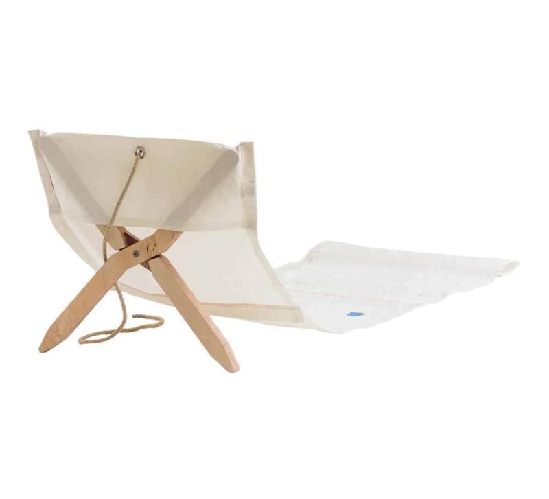 Chaise de plage pliable Fortuna