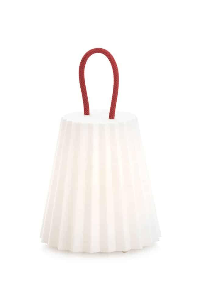 Lampe nomade Plisy