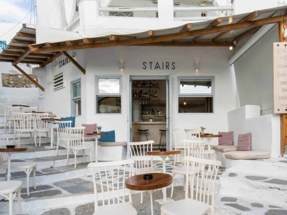 Staires - Mykonos