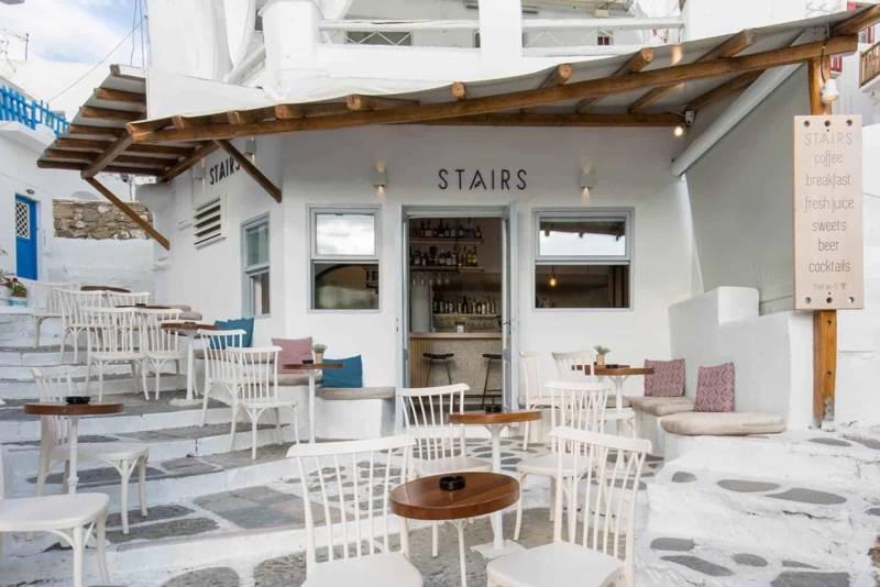 Staires - Mykonos