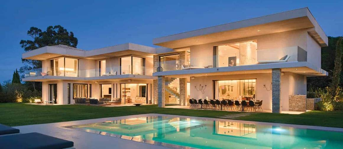 Transparence azuréenne par l'architecte d'intérieur Kelly Boukobza