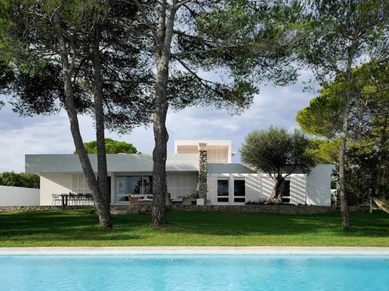 Villa La Moreneta - Ibiza - Architecte José Ribas González - ©Studio Erick Saillet