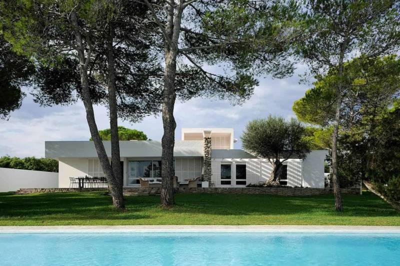 Villa La Moreneta – Ibiza – Architecte José Ribas González – ©Studio Erick Saillet – 20