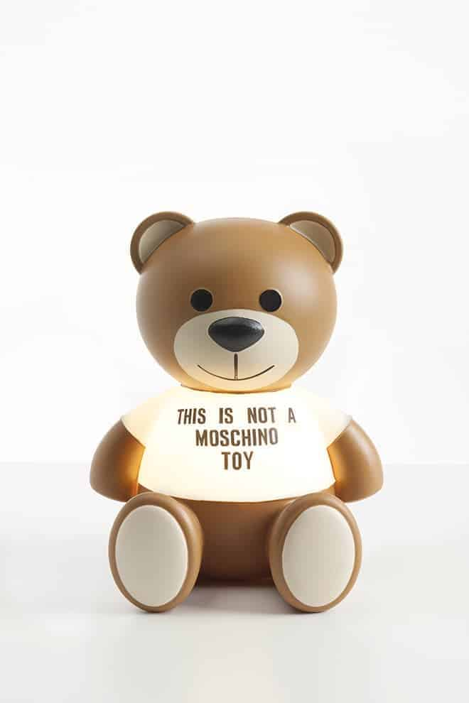 Lampe de table Toy Moschino