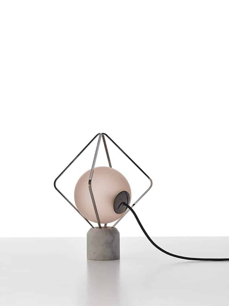 Lampe de table Jack O'Lantern