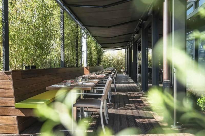 Restaurant « Le 55 » 01