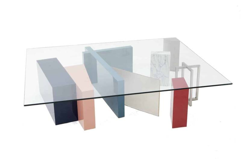 Table basse Non Objective