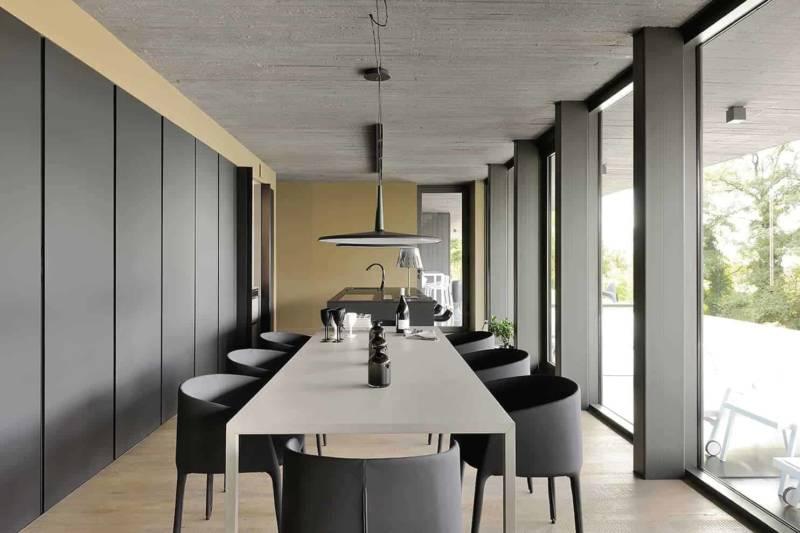 Visite privée – Architecte DPLG Jean-Marc Demangel, agence Diagonales Architecture | ©Studio Erick Saillet 03