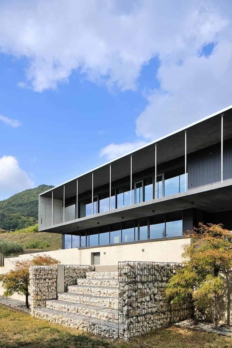Visite privée – Architecte DPLG Jean-Marc Demangel, agence Diagonales Architecture | ©Studio Erick Saillet 10