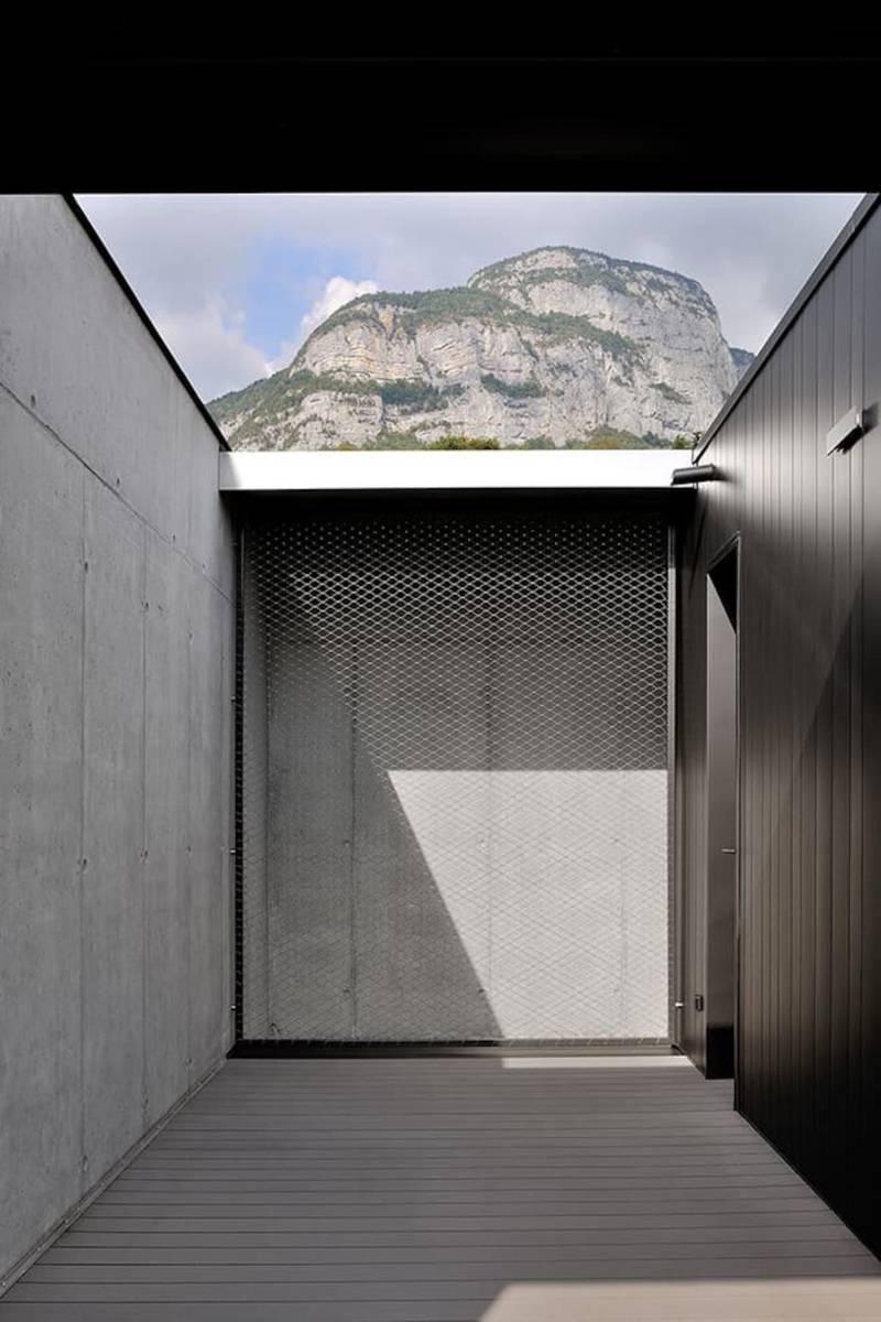 Visite privée – Architecte DPLG Jean-Marc Demangel, agence Diagonales Architecture | ©Studio Erick Saillet 11