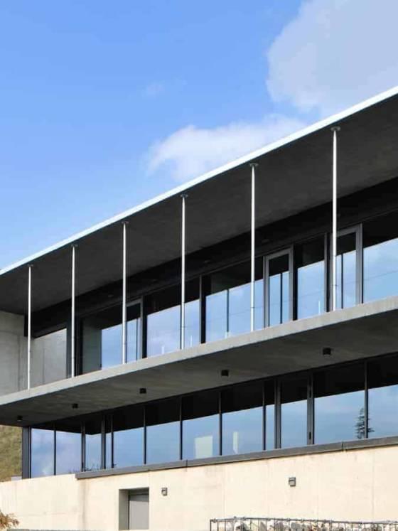 Visite privée - Architecte DPLG Jean-Marc Demangel, agence Diagonales Architecture | ©Studio Erick Saillet 13