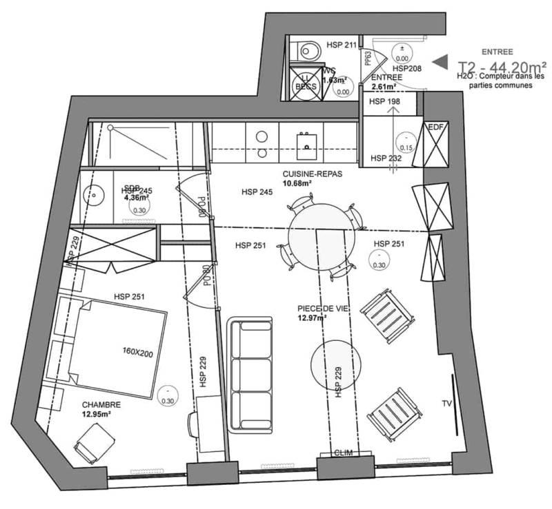 Conception de l'architecte Marie-Anne Chapel - Lyon