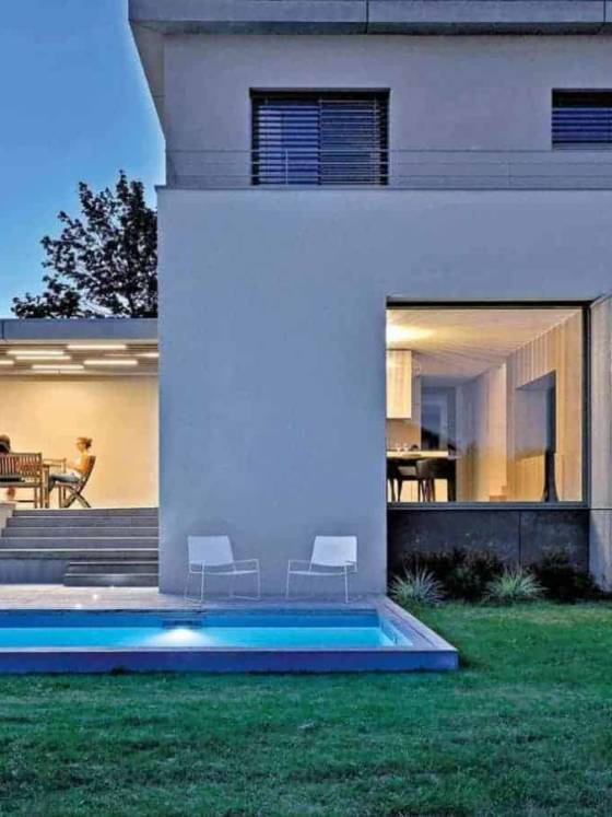Architecture et agencement intérieur/extérieur réalisés par l'agence Dank Architectes D.P.L.G. Photograhe Frenchie Cristogatin.