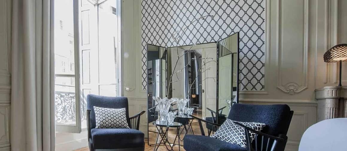 Hôtel Particulier Gailleton - Suite Vertigo