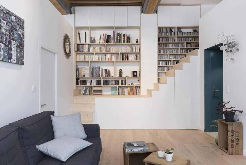 Johany Sapet - Appartement Croix-Rousse 01