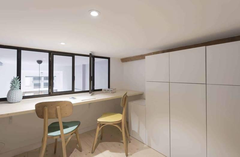 Johany Sapet - Appartement Croix-Rousse 07