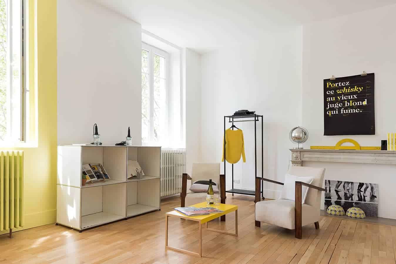 Chambre « Marbre » - La Maison d'Ambronay