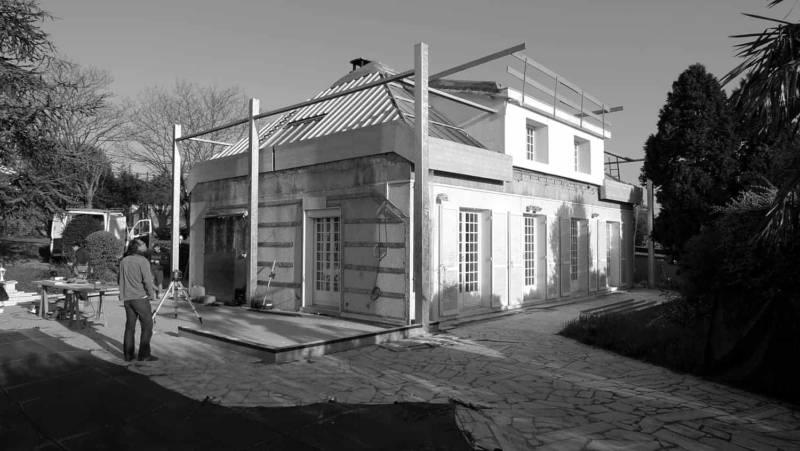 Lyon architectes Nils Degrémont et Laurent Mayoud – 01