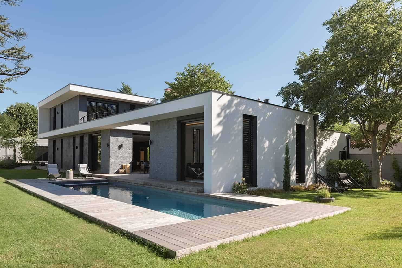 Les contours d\'une architecture contemporaine - DOMODECO
