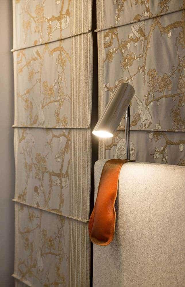 Liseuses Maragaret FontanaArte - Ecran Plasma Bang & Olufsen - Photographe Sabine Serrad