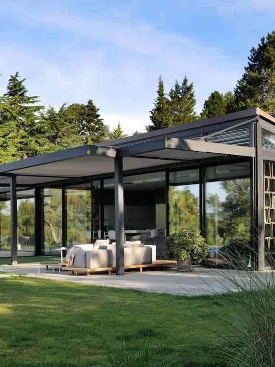 Rénovation réalisée par l'agence d'architecture et de design Fleury