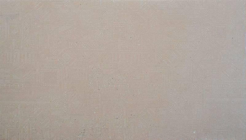 Surfaces en pierre Trama di Pietra, revêtue de textures et motifs par micro-gravure. Modèle Tapis. 30 x 60 – 40 x 40 – 40 x 60 cm ou formats XXL à partir de 100 cm. ©TWS Stone