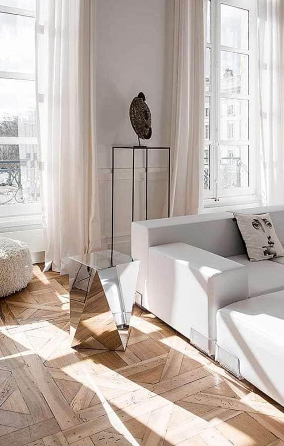 Rénovation d'un appartement au centre de Lyon, réalisé par l'architecte d'intérieur Barthélémy Dussert - Agence Conseil & Coordination. Photographe Sabine Serrad