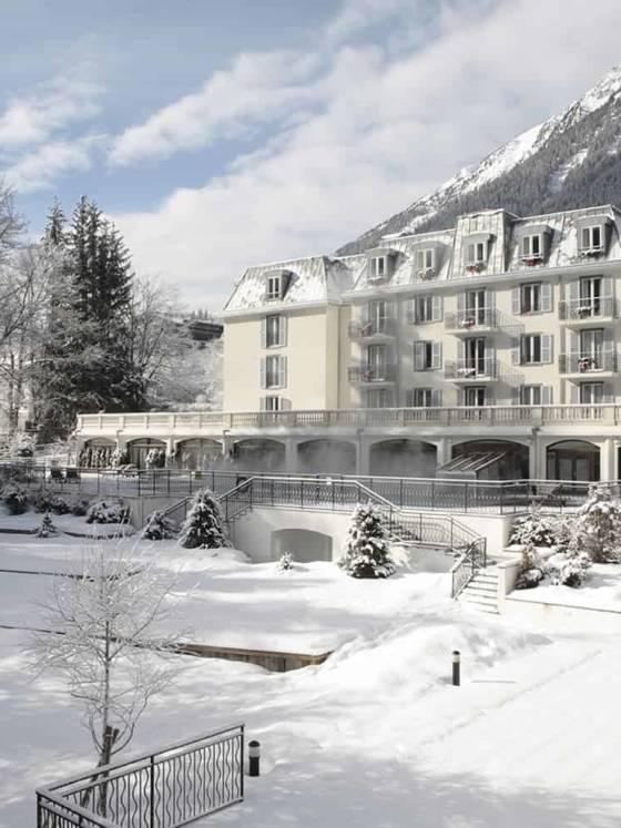 Chamonix - La Folie Douce Hotels
