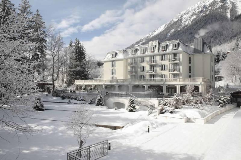 Chamonix – La Folie Douce Hotels