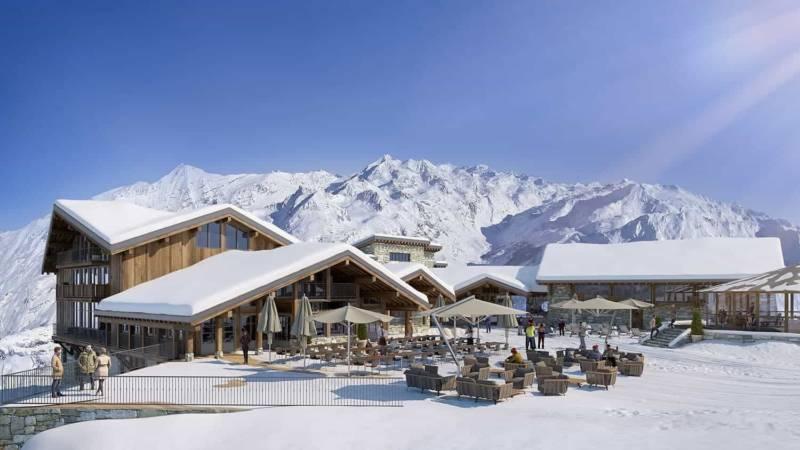 Val-d'Isère – Le Refuge de Solaise