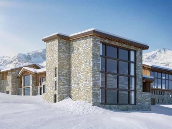 Val-d'Isère - Le Refuge de Solaise