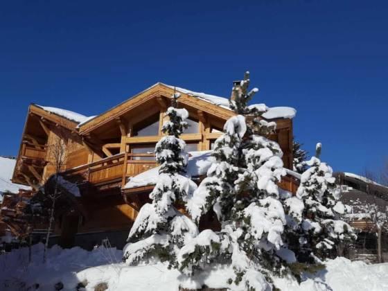 Visite privée domodeco – chalet alpe d'huez