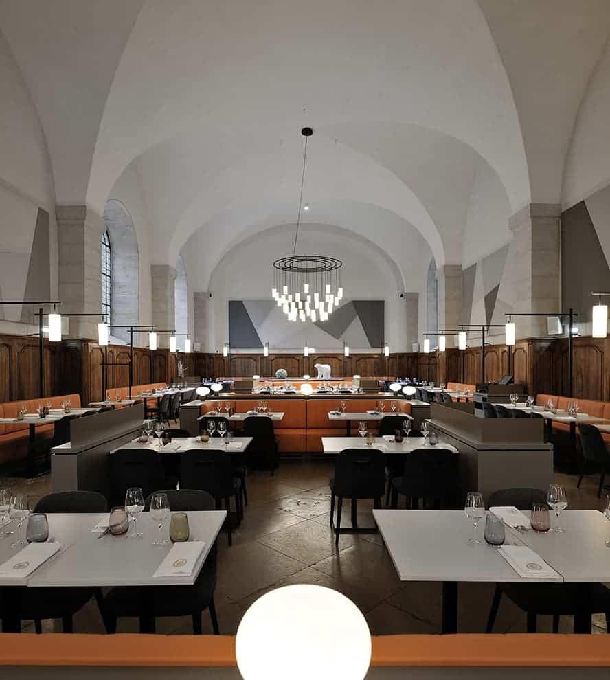 Le Grand Réfectoire et L'Officine - Grand Hôtel-Dieu - Lyon