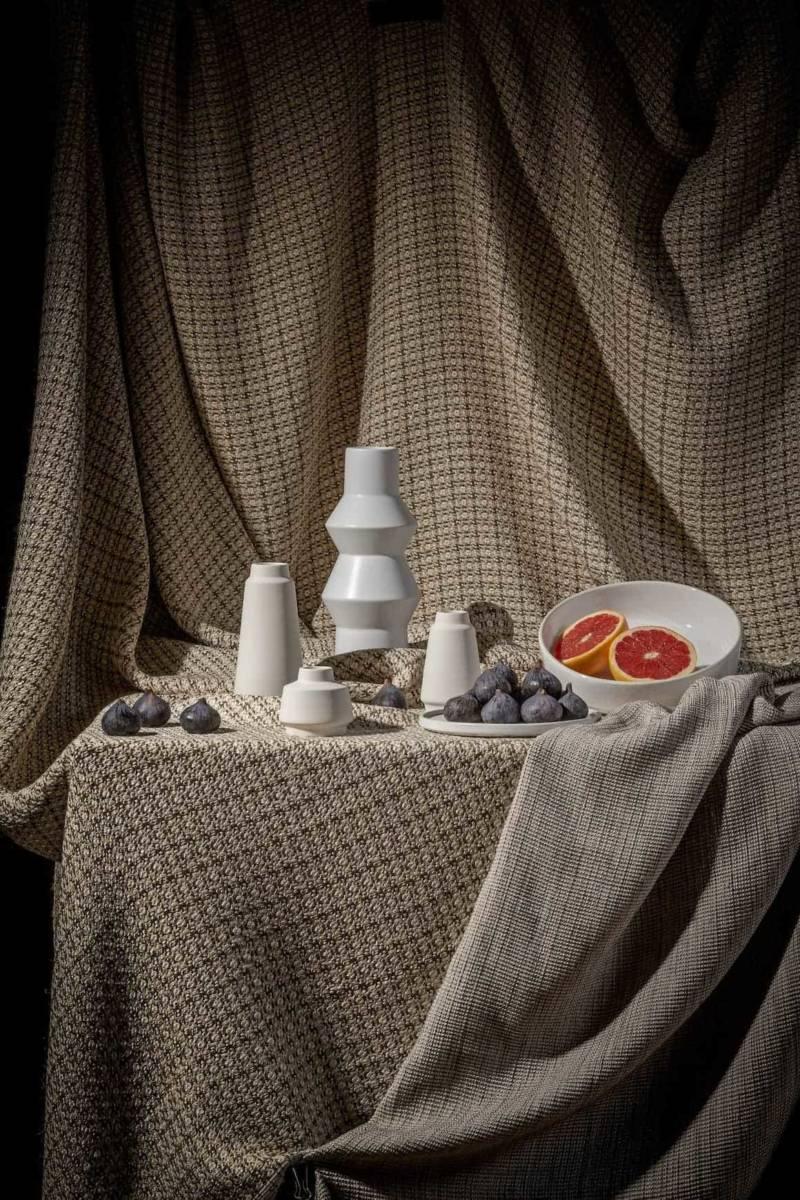 Collection de tissus de la nouvelle maison Édition 169. ©Édition 169