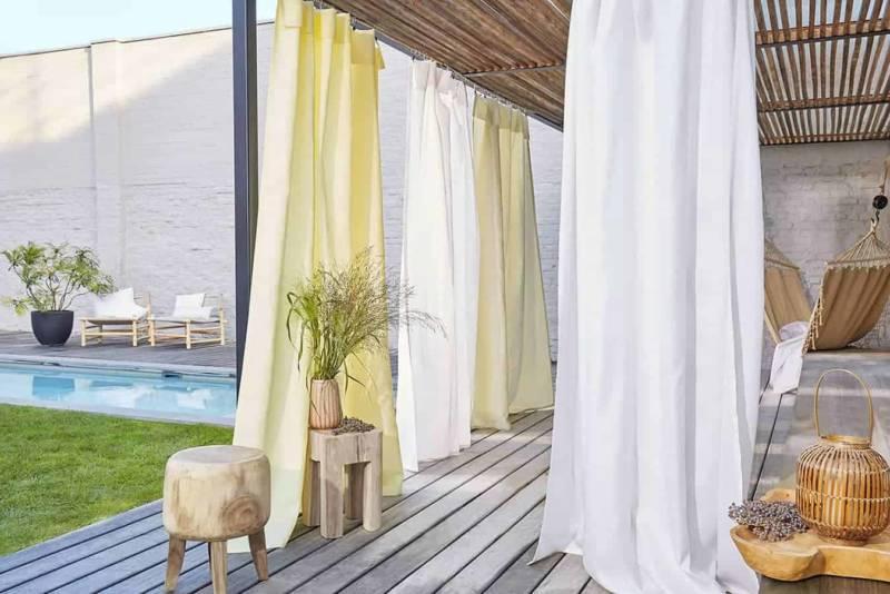 Rideaux et voilages de la collection Window fabrics