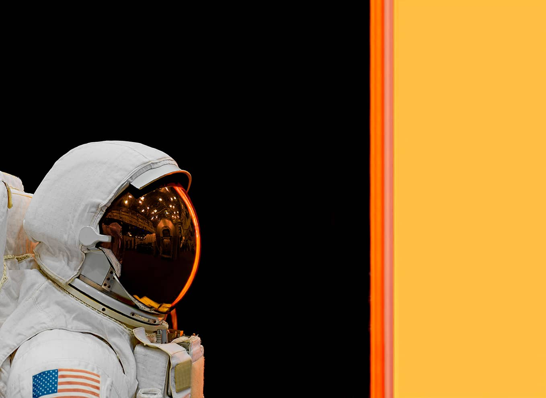 Apollo model A7L spacesuit, Johnson Space Center, Houston, [NASA], USA,2017. ©Vincent Fournier