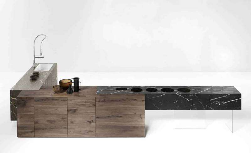Solution modulaire Fusion Kitchen