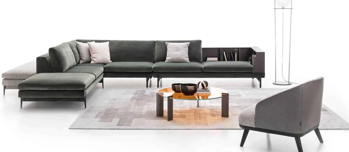 Canapé Kim. Design Stefano Spessotto. ©Ditre Italia