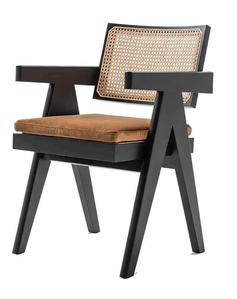 Capitol Complex Office Chair – Fauteuil hommage à Pierre Jeanneret
