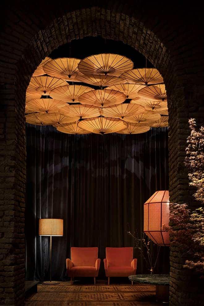 Exposition du mobilier design de Quincoces-Dragò