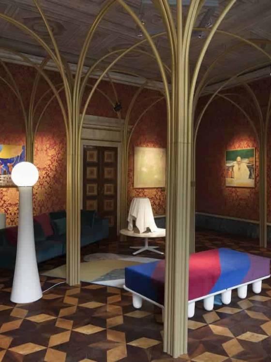 Exposition « The art side of Kartell »