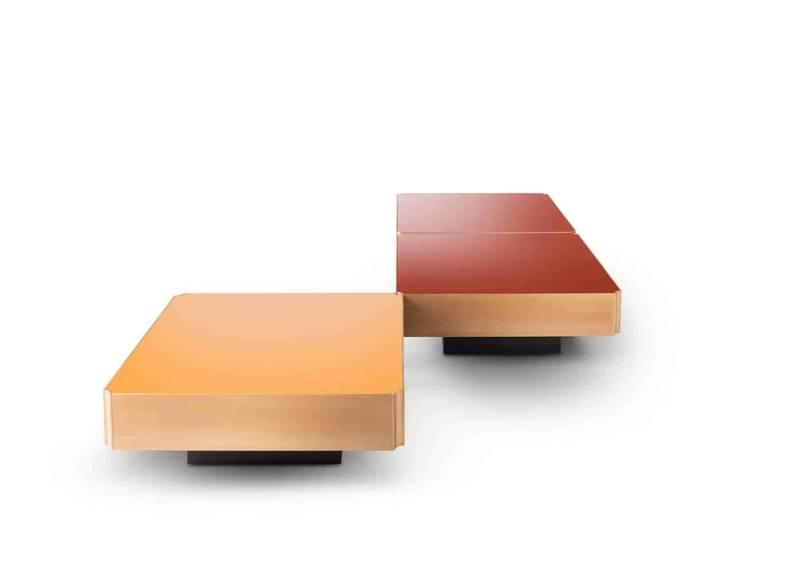 QD15 – Tables basses bois côtelé