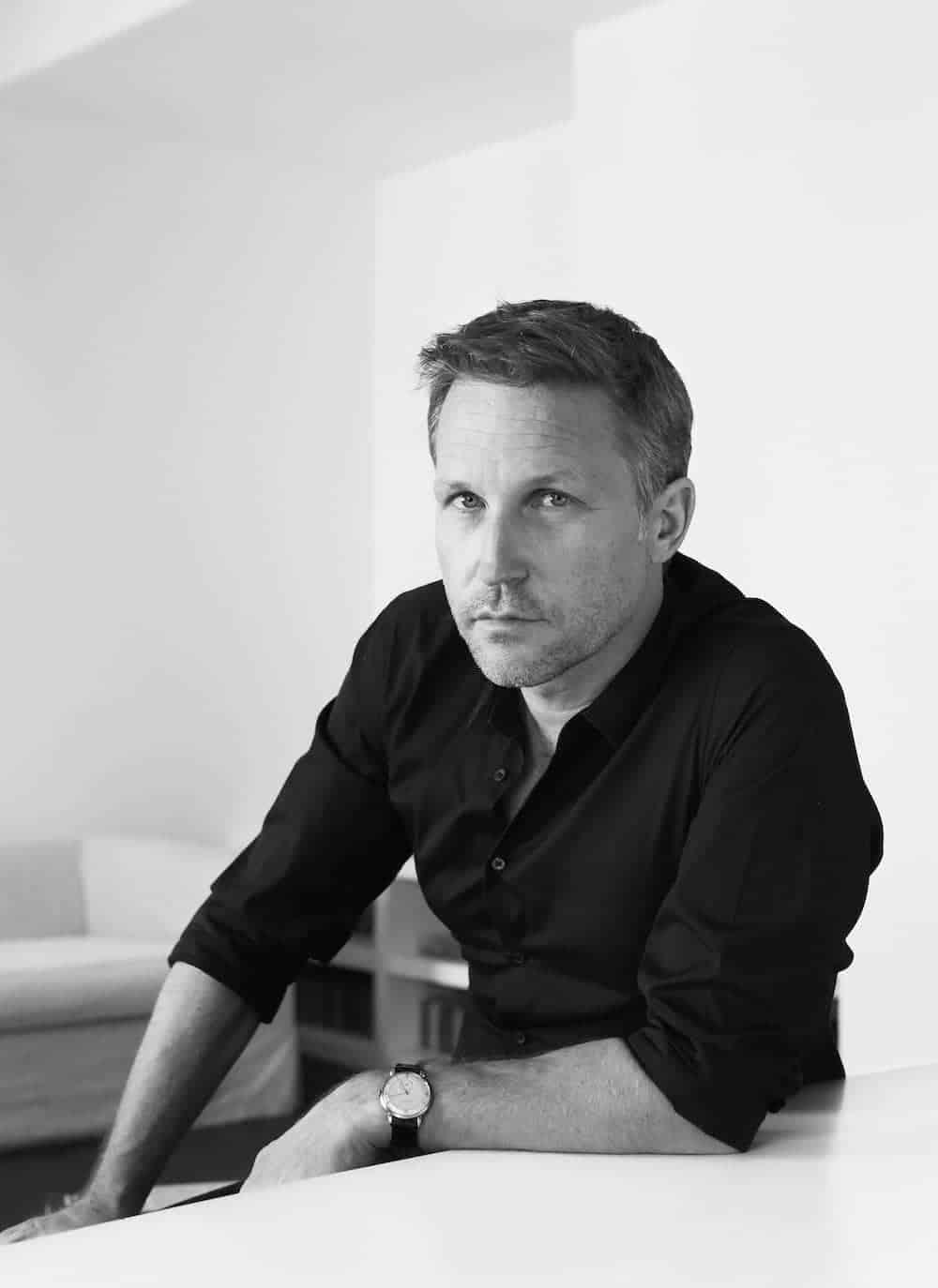 Stephane Parmentier - Copyright Derek Hudson